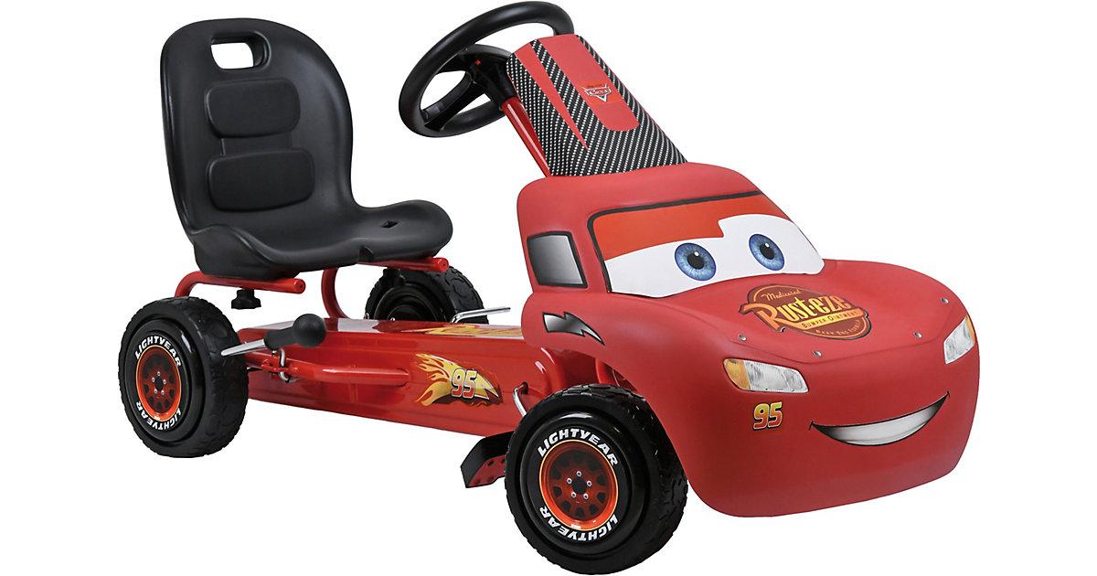 Go-Kart Lightning McQueen Cars