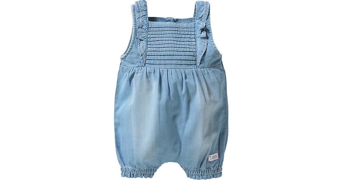 s.Oliver · Baby Jumpsuit mit Volants Gr. 92 Mädchen Kleinkinder