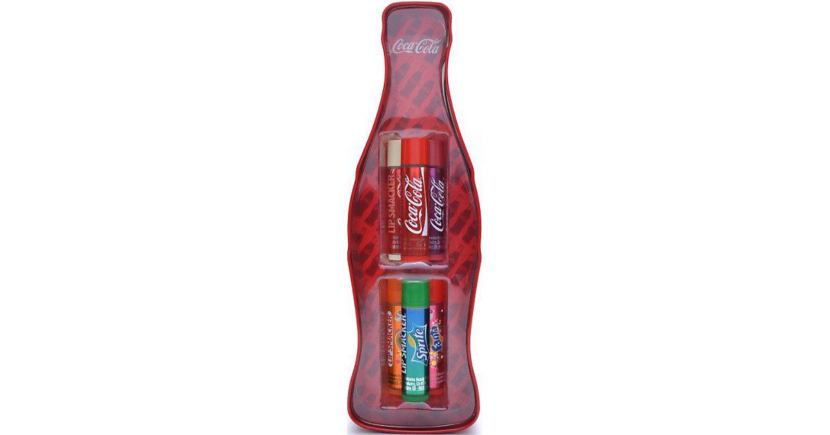 Lip Smacker Coca Cola Dose - 6 Lippenstifte