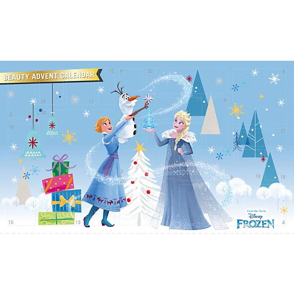 Frozen Kosmetik Adventskalender 2018 Disney Die Eiskönigin Mytoys