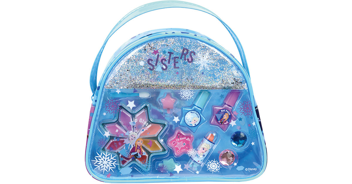 Frozen Kosmetik Tasche Snow Magic