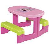 """Столик для пикника Smoby """"Minnie"""""""
