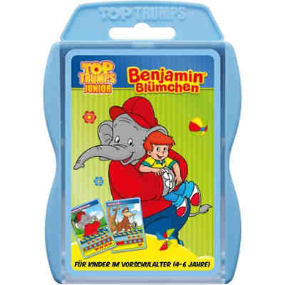 Top Trumps Junior Benjamin Blümchen