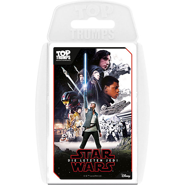 Top Trumps - Star Wars Episode VIII, Star Wars