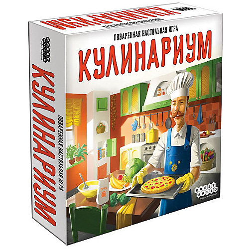 Настольная игра Hobby World  Кулинариум от Hobby World