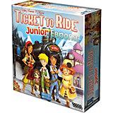 Настольная игра Hobby World  Ticket to Ride Junior: Европа