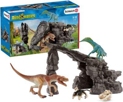 41461 Dinoset mit Höhle Schleich Dinosaurs ab 5 Jahre