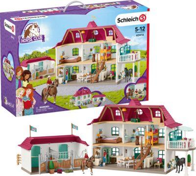 Schleich Bauernhaus Mit Stall Und Tieren 42407 Baby