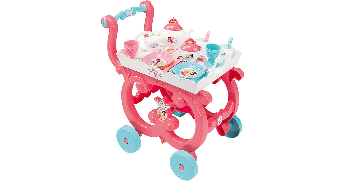 SMOBY · Smoby Disney Princess Servierwagen