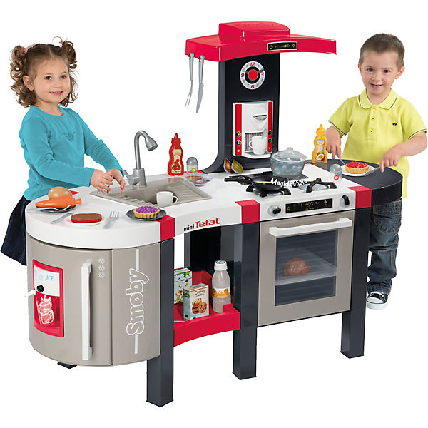 Smoby Tefal french touch bubble Küche, Smoby