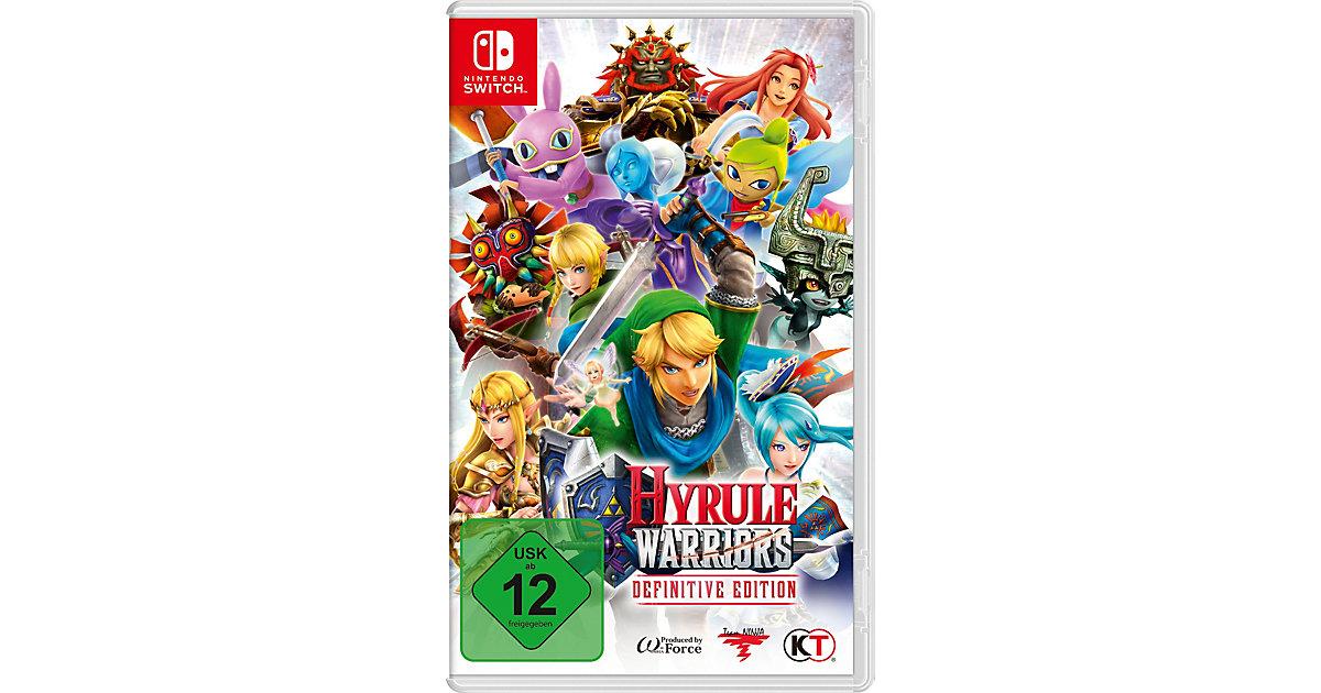 Nintendo Switch Hyrule Warriors: Definitive Edi...