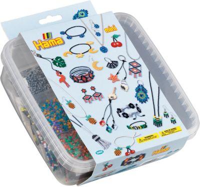 Hama Midi Bügelperlen kleine Aufbewahrungsbox 6701 Steckperlen Perlen Sortierbox Bügelbilder