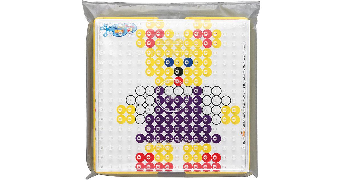HAMA 8282 maxi-Stiftplatte Quadrat & 10 Motivvorlagen