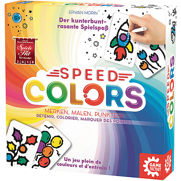 Speed Colors, Game Factory
