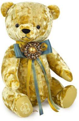 Мягкая игрушка Budi Basa Медведь БернАрт, золотой, 30 см