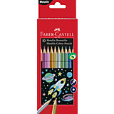 Цветные карандаши Faber-Castell, 10 цветов