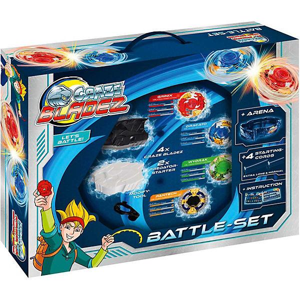 CRAZE BLADEZ Battle Set, Set, Battle CRAZE 899ac1