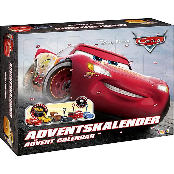 Adventskalender Cars 3 2018 Disney Cars Mytoys