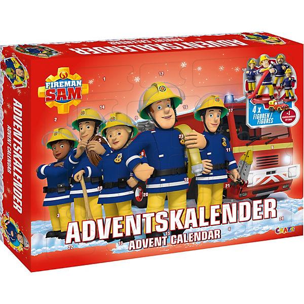 Adventskalender Fireman Sam 2018 Feuerwehrmann Sam Mytoys