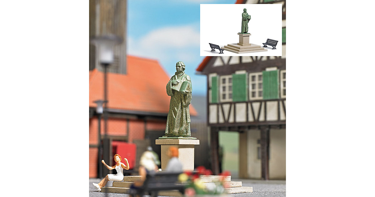 M-Welt:Lutherdenkmal H0