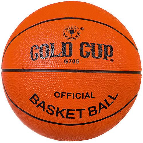 Мяч баскетбольный Gold Cup №5