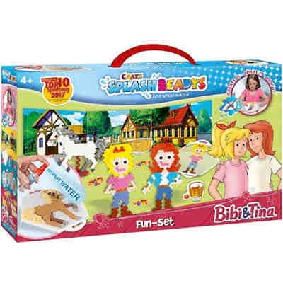 Splash Beadys Fun Set - Bibi & Tina