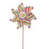 """Ветрячок Fresh Trend """"Цветные линии"""", 75 см"""