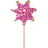 """Ветрячок Fresh Trend """"Розовые цветы"""", 31 см"""