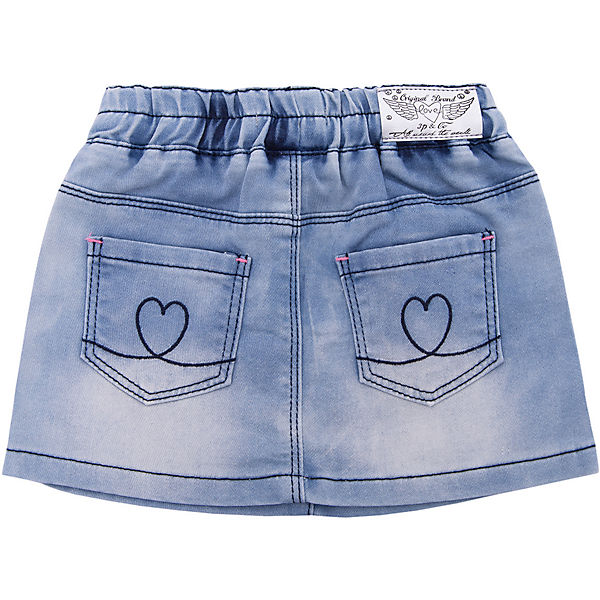 Юбка джинсовая 3 Pommes для девочки