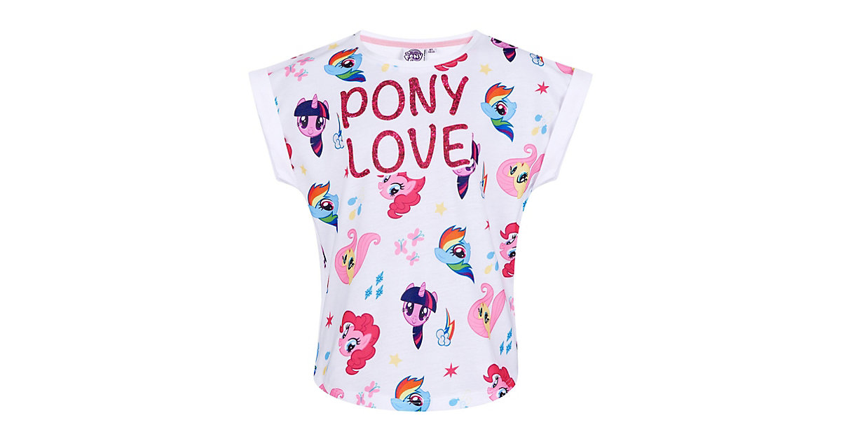 My Little Pony T-Shirt Gr. 92 Mädchen Kinder