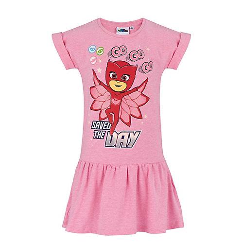 PJ Masks Pyjamahelden Kleid Gr. 98 Mädchen Kinder | 04052384323516