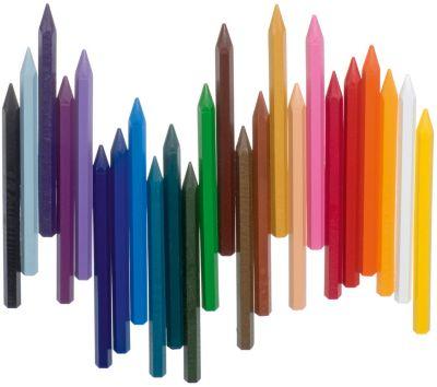 Пластиковые карандаши JOVI, 24 цвета