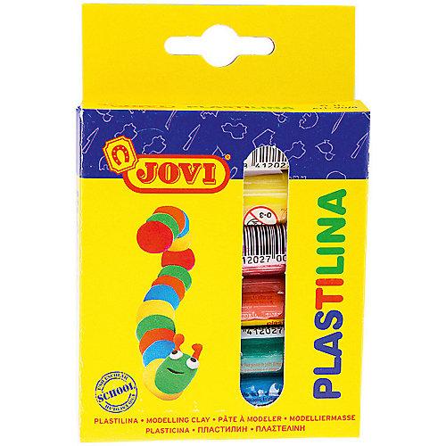 Пластилин JOVI, 6 цветов от JOVI