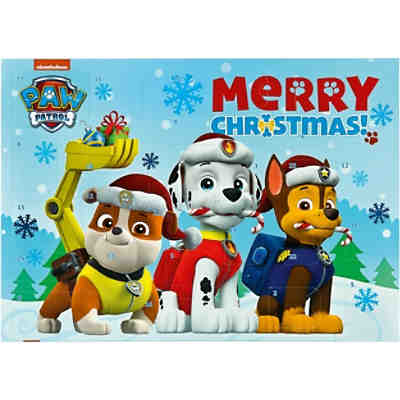 Weihnachtskalender Rossmann.Mal Und Spaß Adventskalender Paw Patrol Paw Patrol