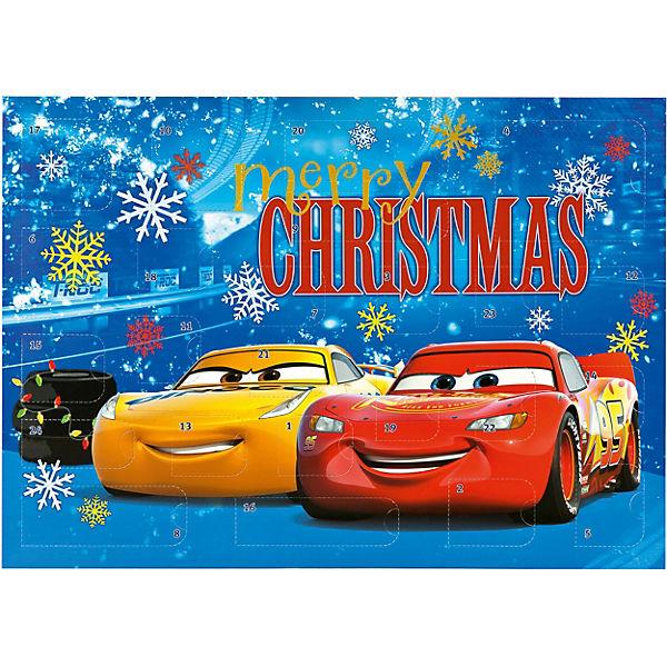 Cars Weihnachtskalender.Mal Und Spaß Adventskalender Disney Cars Disney Cars