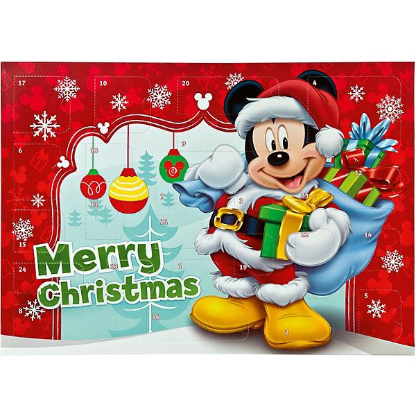 Mal- und Spaß- Adventskalender Mickey Mouse, Disney Mickey Mouse & friends