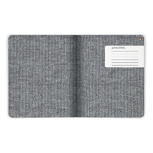 Тетрадь Альт Модный свитер. Сердце 48 листов, 5 шт., клетка от Альт