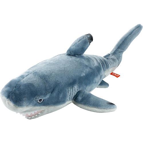 Мягкая игрушка Wild republic CuddleKins Чернопёрая акула, 55 см от Wild Republic