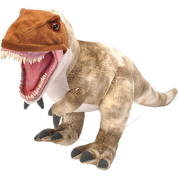 Plüsch T-Rex mit spitzen Zähnen 41 cm, Wild Republic