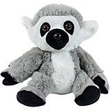Мягкая игрушка Wild republic Hug'ems Кошачий лемур, 24 см