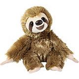 Мягкая игрушка Wild republic Hug'ems Детёныш ленивца, 20 см
