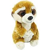 Мягкая игрушка Wild republic Hug'ems Суррикат, 17 см