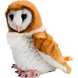 Мягкая игрушка Wild Republic Амбарная сова, сипуха, 39 см