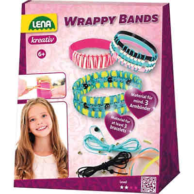 Wrappy Bands - Wickel-Armbänder