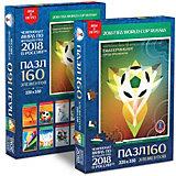 """Пазл Origami FIFA-2018 """"Постеры"""" Екатеринбург, 160 элементов"""