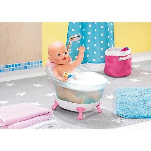 "Аксессуары для куклы Zapf Creation ""Baby born"" Ванна от Zapf Creation"