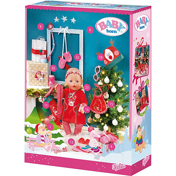Fantastisch BABY Born® Adventskalender
