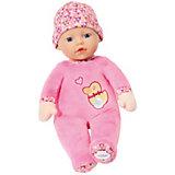 """Кукла Zapf Creation """"Baby born"""" Мягкая с твёрдой головой, 30 см"""