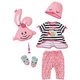 """Одежда для куклы Zapf Creation """"Baby born"""" Пижамная вечеринка"""