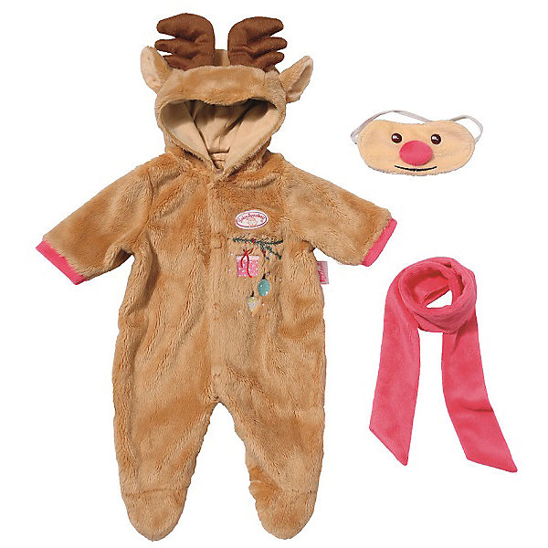 Baby Annabell® Deluxe Set Rentier Puppenkleidung, Baby Annabell®